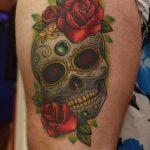 tatuajes calaveras mexicanas tattoo 1 150x150