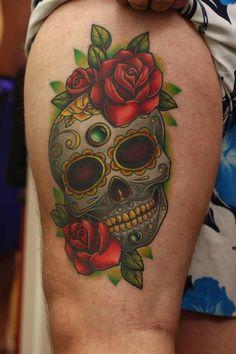 tatuajes calaveras mexicanas tattoo 1 - calaveras mexicanas