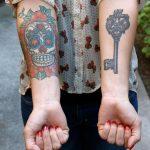 tatuajes calaveras mexicanas tattoo 10 150x150