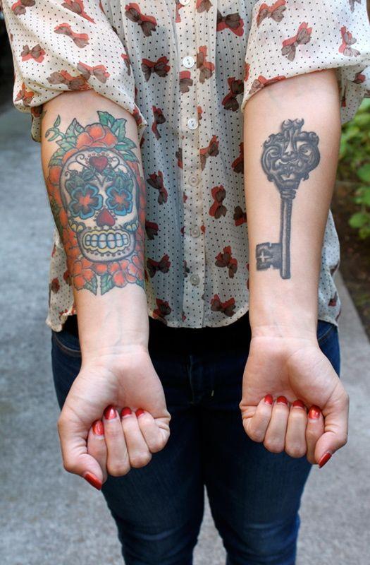 tatuajes calaveras mexicanas tattoo 10 - calaveras mexicanas
