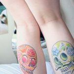 tatuajes calaveras mexicanas tattoo 3 150x150
