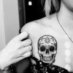 tatuajes calaveras mexicanas tattoo 4 150x150
