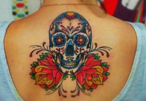 tatuajes calaveras mexicanas tattoo 6 300x207