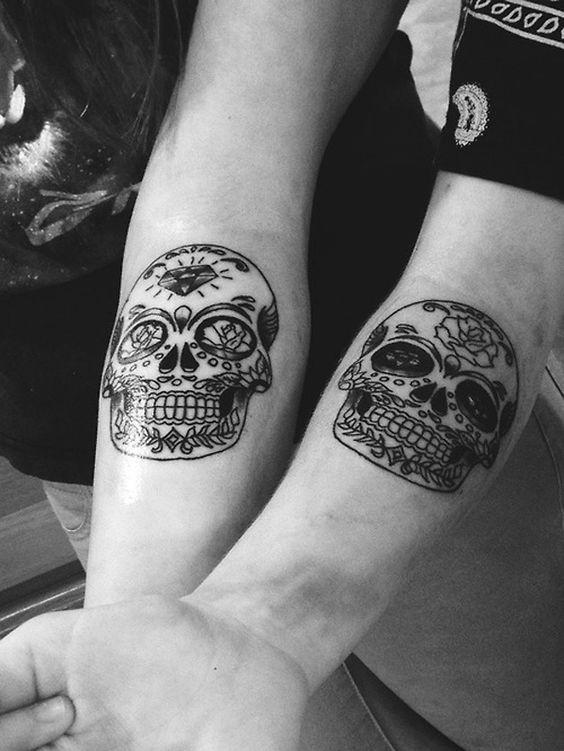 30 Tatuajes De Calaveras Mexicanas Que Impresionan Tatuajes Geniales