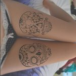 tatuajes calaveras mexicanas tattoo 8 150x150