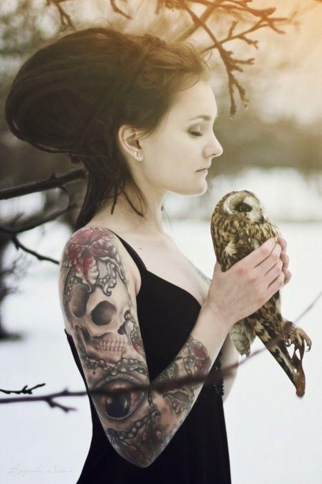 tatuajes calaveras para mujeres 4 150x150