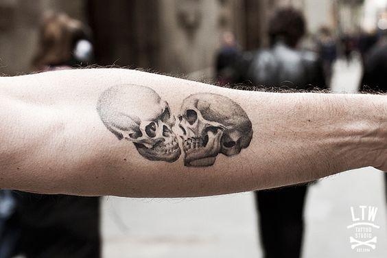 tatuajes calaveras parejas 2 150x150