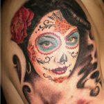 tatuajes catrinas brazo tattoo 5 150x150
