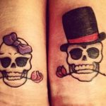 tatuajes catrinas pareja tattoo 1 150x150