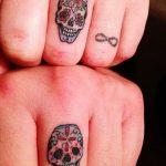 tatuajes catrinas pareja tattoo 2 150x150