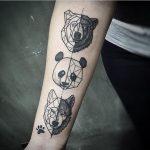 tatuajes de animales 3 150x150