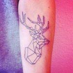 tatuajes de animales geometricos 12 150x150