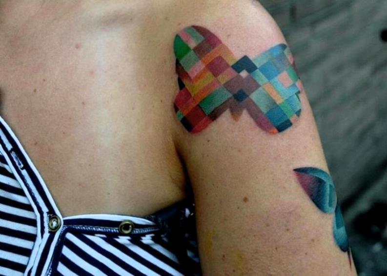 tatuajes de animales geometricos 13 150x150