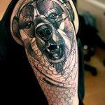 tatuajes de animales geometricos 14 150x150