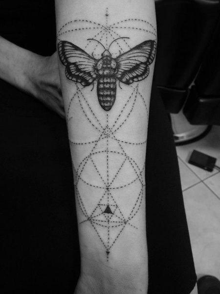 tatuajes de animales geometricos 15 150x150