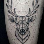 tatuajes de animales geometricos 3 150x150