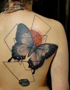 tatuajes de animales geometricos 7 e1487605929710 233x300