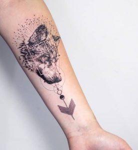 tatuajes de animales geometricos 8 e1486067705862 276x300