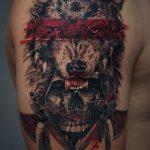 tatuajes de animales para hombres 11 150x150