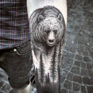 tatuajes de animales para hombres 12 300x300