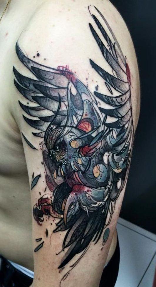 tatuajes de animales para hombres 21 e1487606372431 150x150
