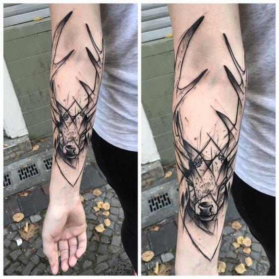 tatuajes de animales para hombres 5 150x150