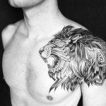 tatuajes de animales para hombres 7 150x150