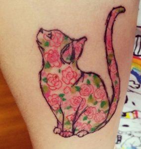 tatuajes de animales para mujeres 15 284x300