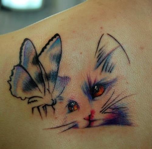 tatuajes de animales tiernos 5 150x150