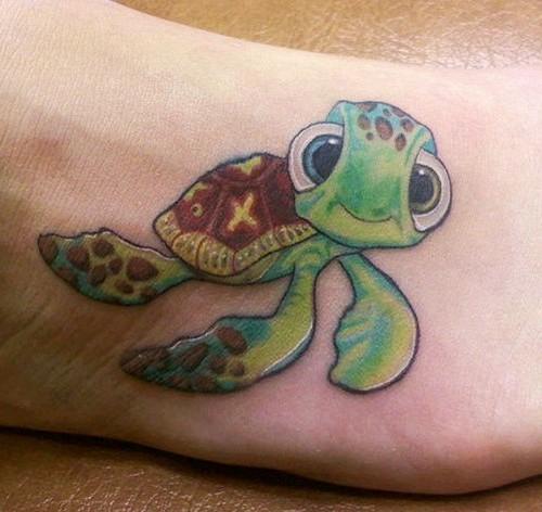 tatuajes de animales tiernos 9 150x150