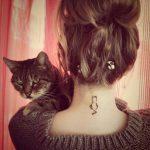 tatuajes de gatos para mujeres mascotas 11 150x150