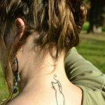tatuajes de gatos para mujeres mascotas 12 150x150
