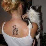 tatuajes de gatos para mujeres mascotas 13 150x150