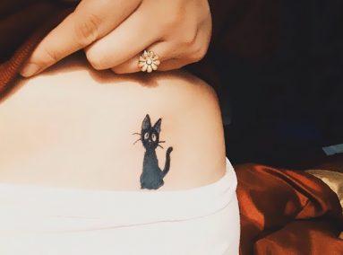 tatuajes para mujeres gatitos