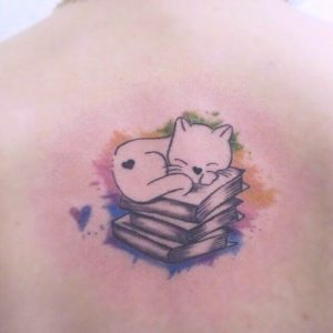 tatuajes de gatos para mujeres mascotas 28 300x300