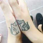 tatuajes de gatos pequeños mascotas felinos 10 150x150