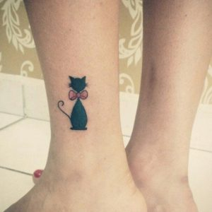 tatuajes de gatos pequeños mascotas felinos 13 300x300