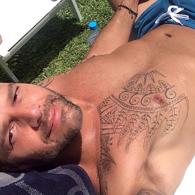 tatuajes de ricky martin tattoo significado 4
