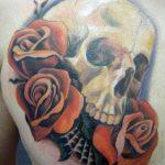 tatuajes de rosas con caravelas 6 150x150