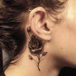 tatuajes de rosas para mujeres 3 150x150