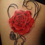tatuajes de rosas rojas 2 150x150