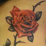 tatuajes de rosas rojas 3 150x150