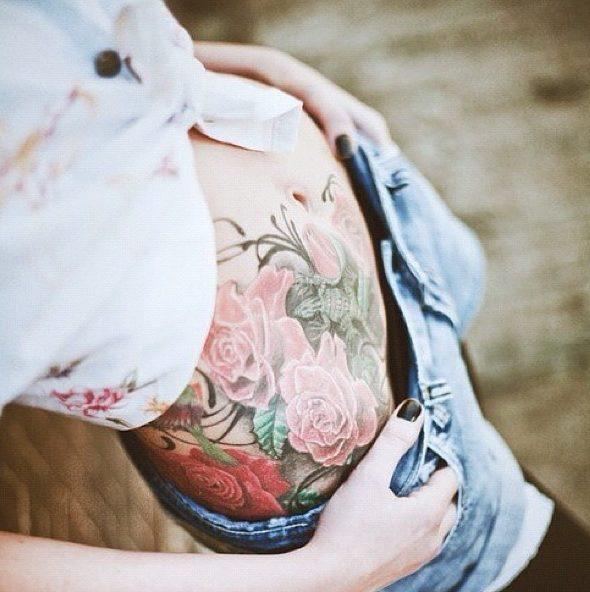 tatuajes en la caderas tatuajes intimos 6 e1486138265277