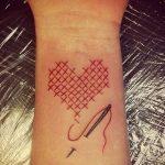 tatuajes hilo rojo leyenda 12 150x150