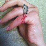tatuajes hilo rojo leyenda 14 150x150