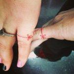 tatuajes hilo rojo leyenda 15 150x150