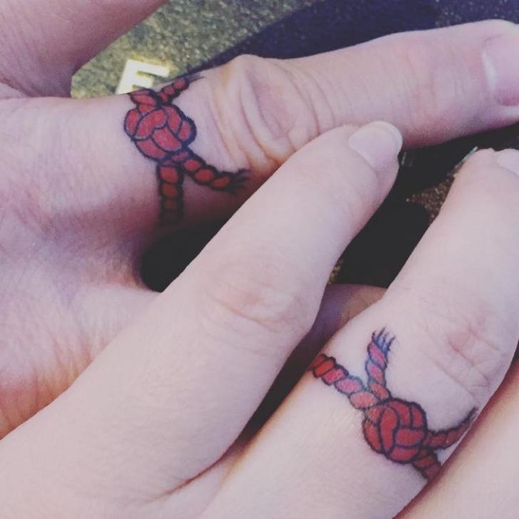 tatuajes hilo rojo leyenda 21 - hilo rojo