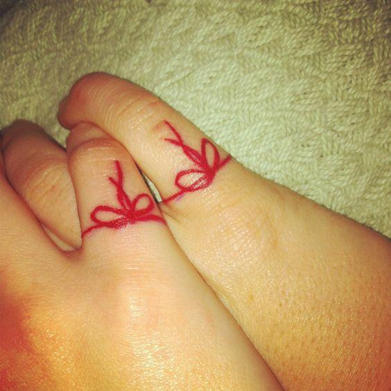 tatuajes hilo rojo leyenda 9 - hilo rojo