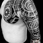 tatuajes maories en el brazo polinesios tattoo 1 150x150