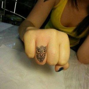 tatuajes pequeños buhos 5 300x300
